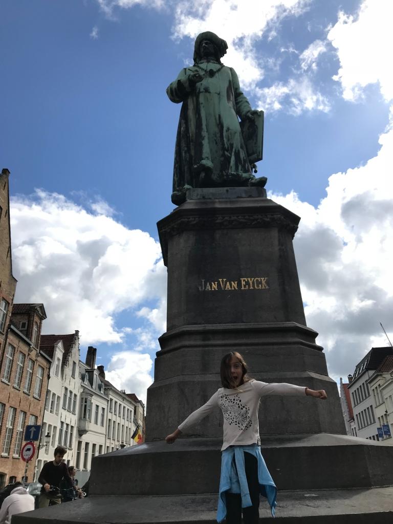 Roaming around Bruges <3