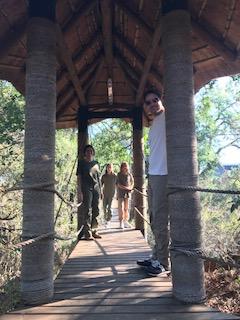 Ulusaba Tree House Adventure <3